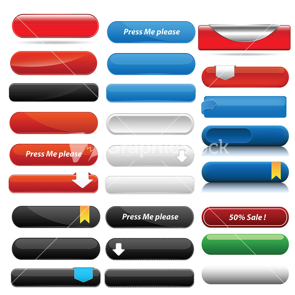 Free Web Buttons Image.