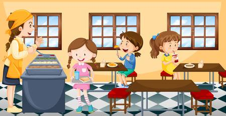Cafeteria clipart free 1 » Clipart Station.