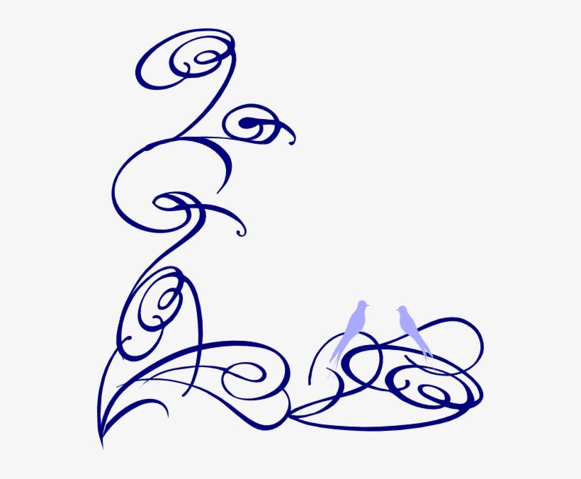 Decorative Swirl Clip Art Clipart.