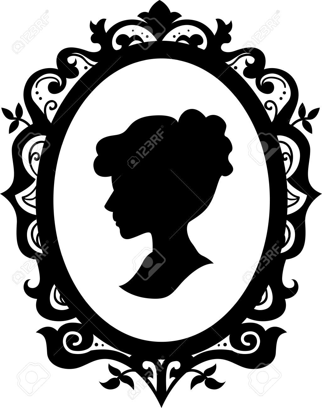 Cameo Stock Illustrations, Cliparts And Royalty Free Cameo.