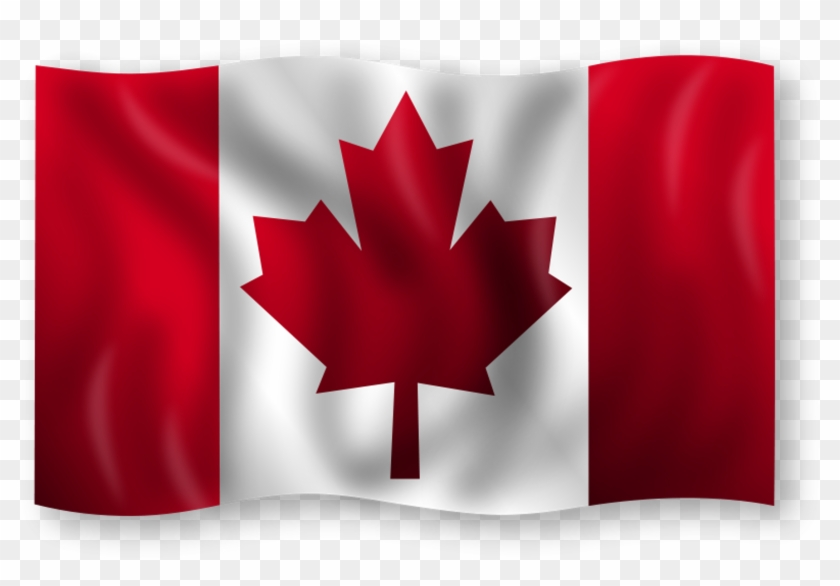 New Leaves Free Canadian Flag 8.