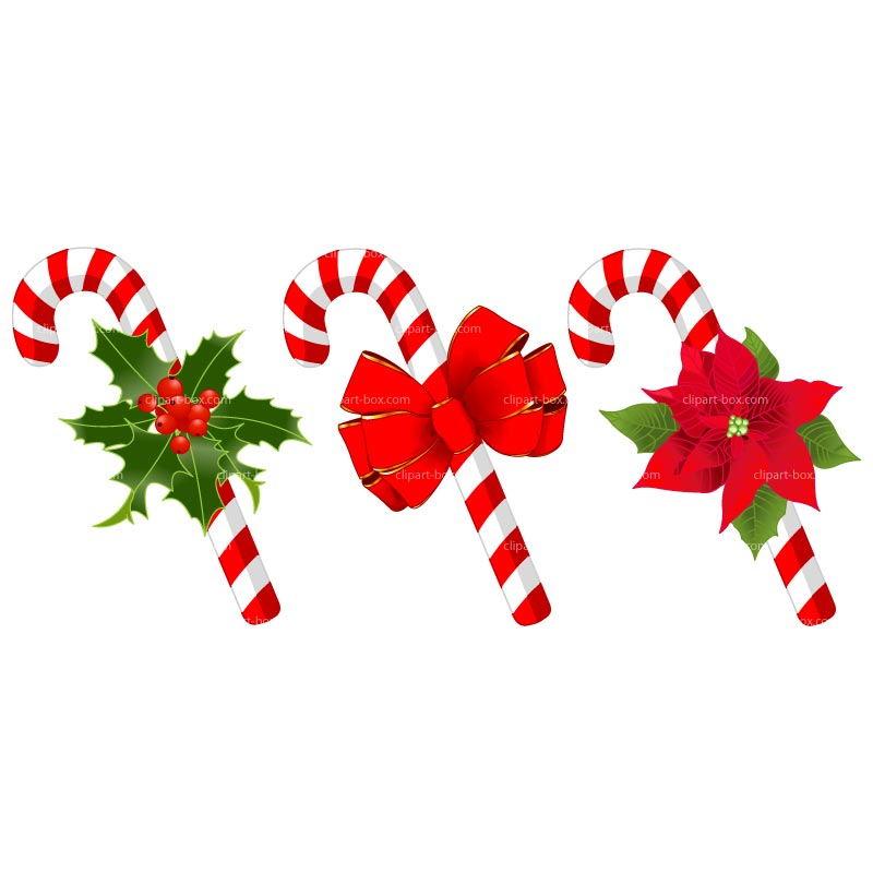 55 Free Candy Cane Clipart.