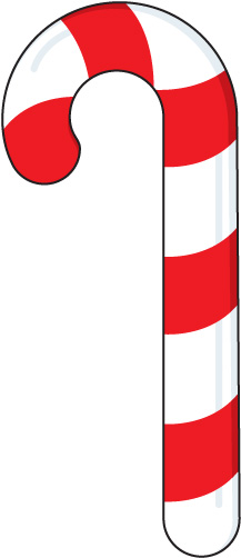 Free Candy Cane Clipart & Candy Cane Clip Art Images.