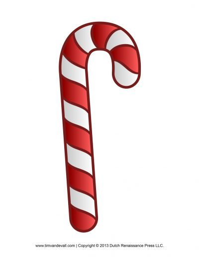 Free candy cane clipart 3 » Clipart Station.