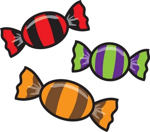 Free Candy Clipart.
