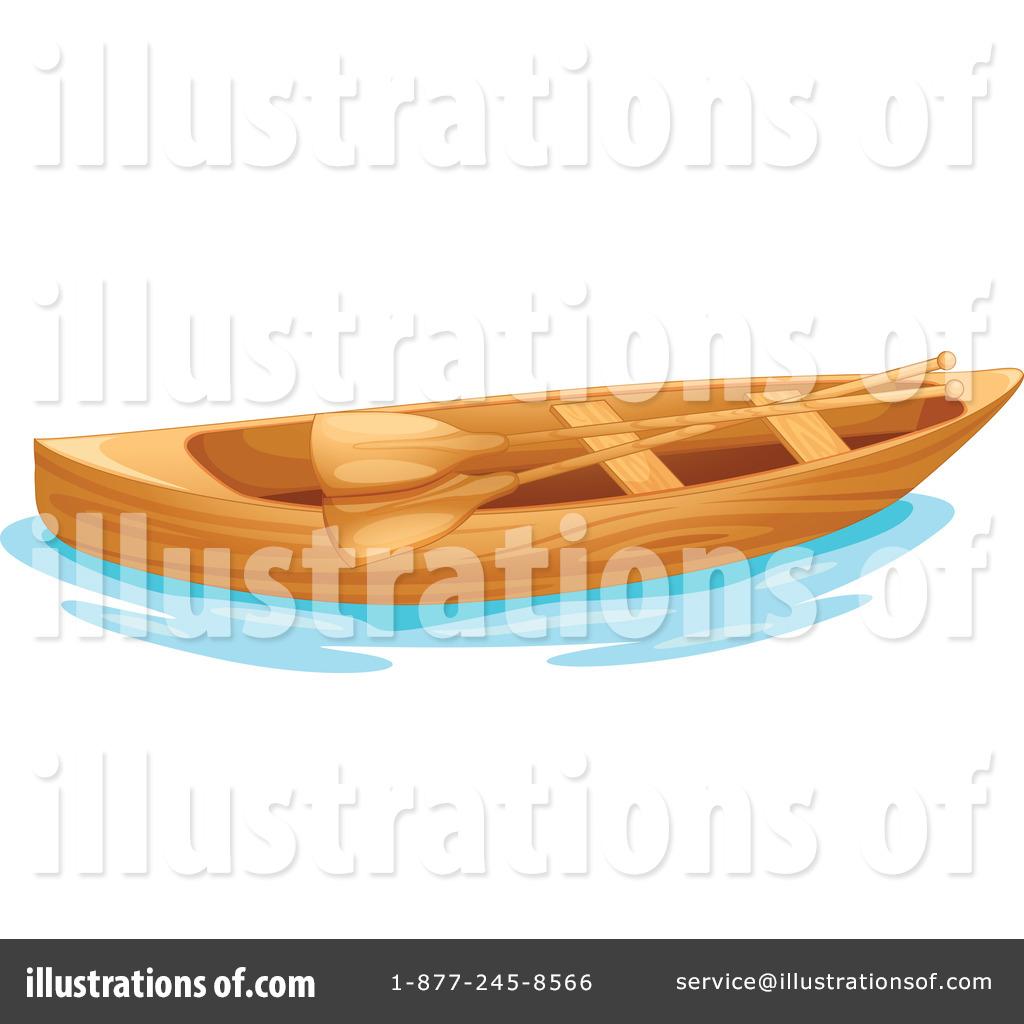 Canoe Clipart #1120473.