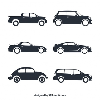 Car Silhouette Vectors, Photos and PSD files.
