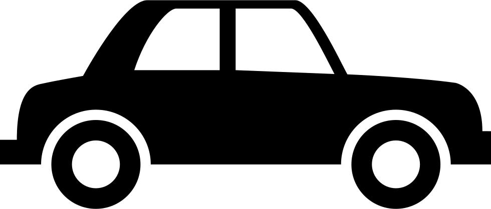 Classic car Sports car Silhouette.