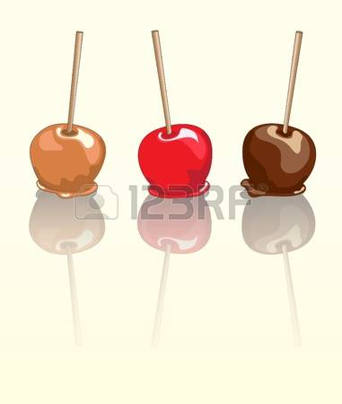 235 Caramel Apples Stock Illustrations, Cliparts And Royalty Free.