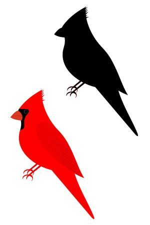 Cardinal bird clipart free » Clipart Portal.