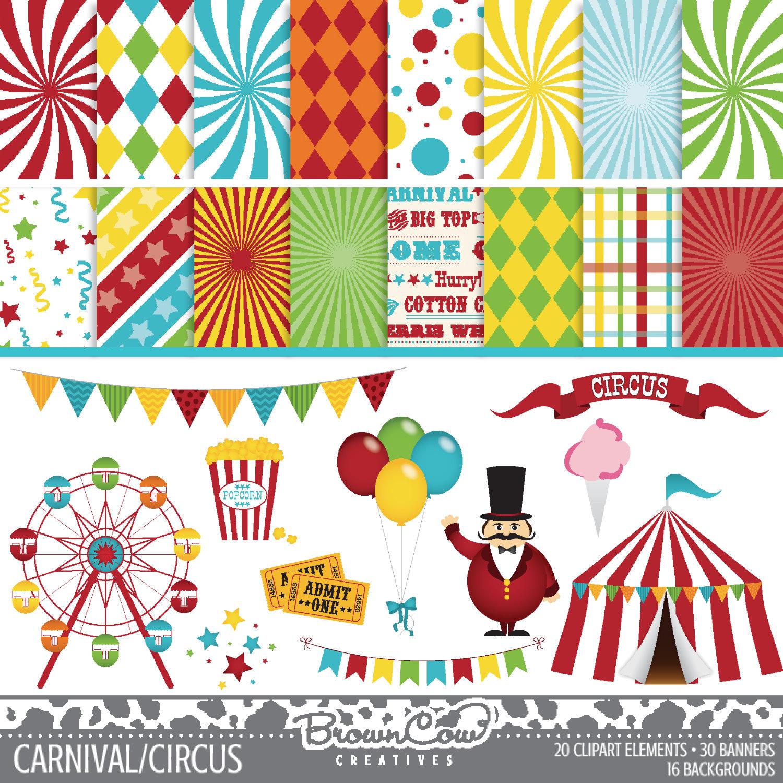 Free School Carnival Clipart.