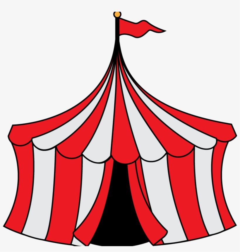 Free Circus Tent Clip Art.
