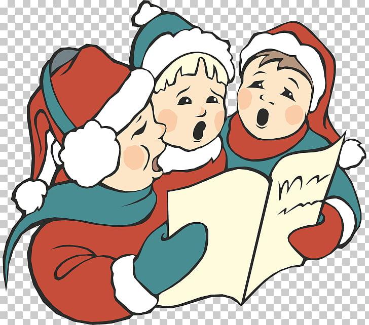 Christmas Carol service Singing , sing PNG clipart.