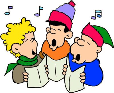 free clip art singing.