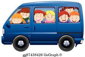 Carpool Clip Art.