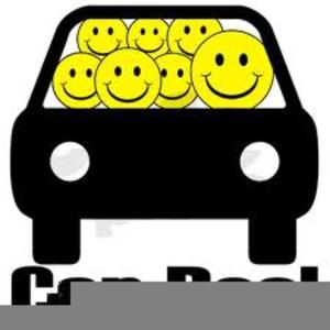 Carpool Jpg Free Clipart.