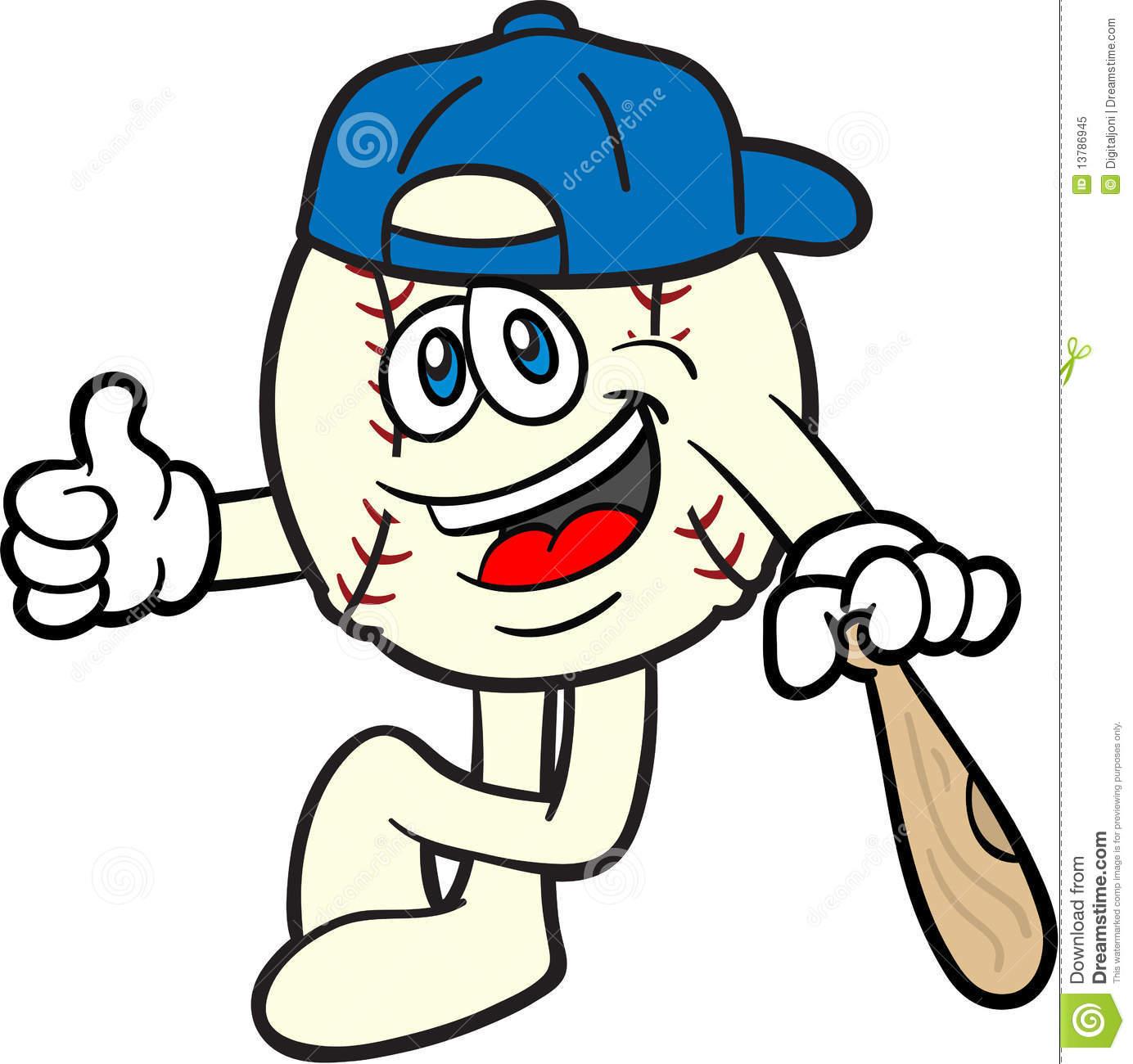 40 Lowest Baseball Cartoon Image.
