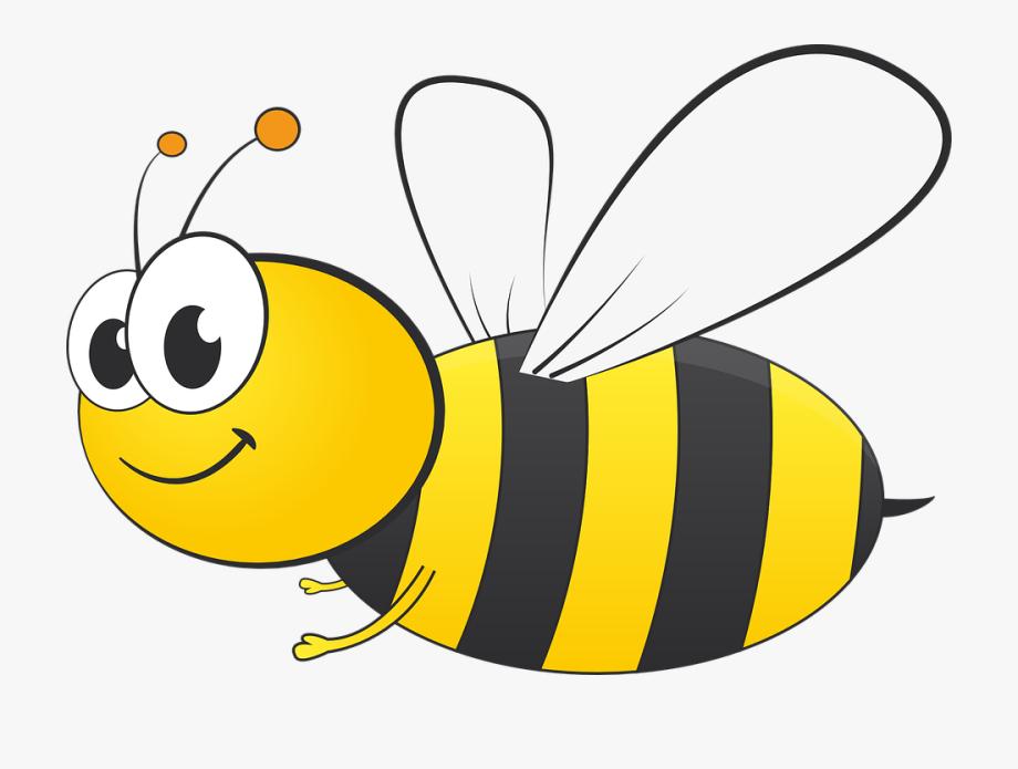 Free To Use &, Public Domain Bee Clip Art.