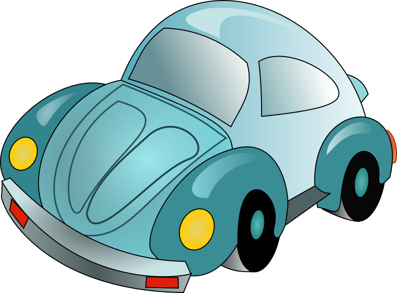 Cartoon Cars Clip Art.