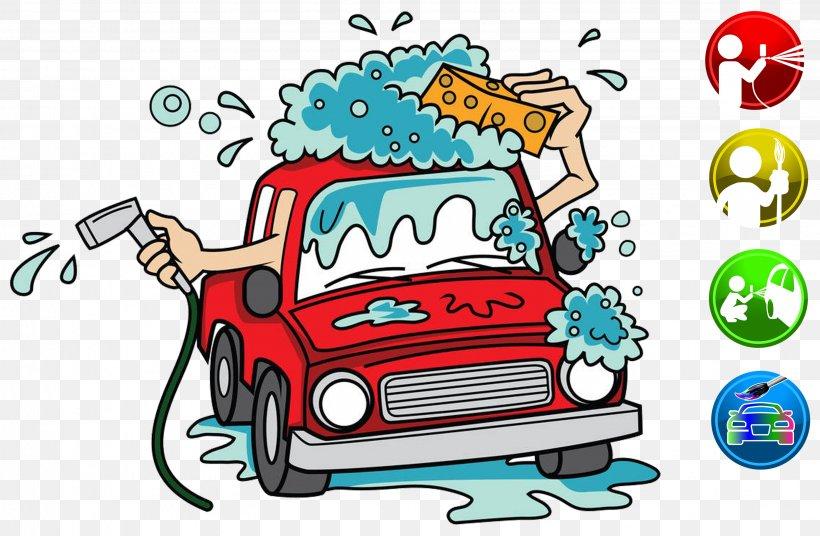 Car Wash Cartoon Clip Art, PNG, 3248x2126px, Car, Area, Auto.