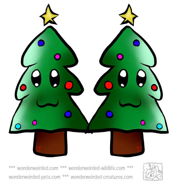 Free cartoon christmas clipart.
