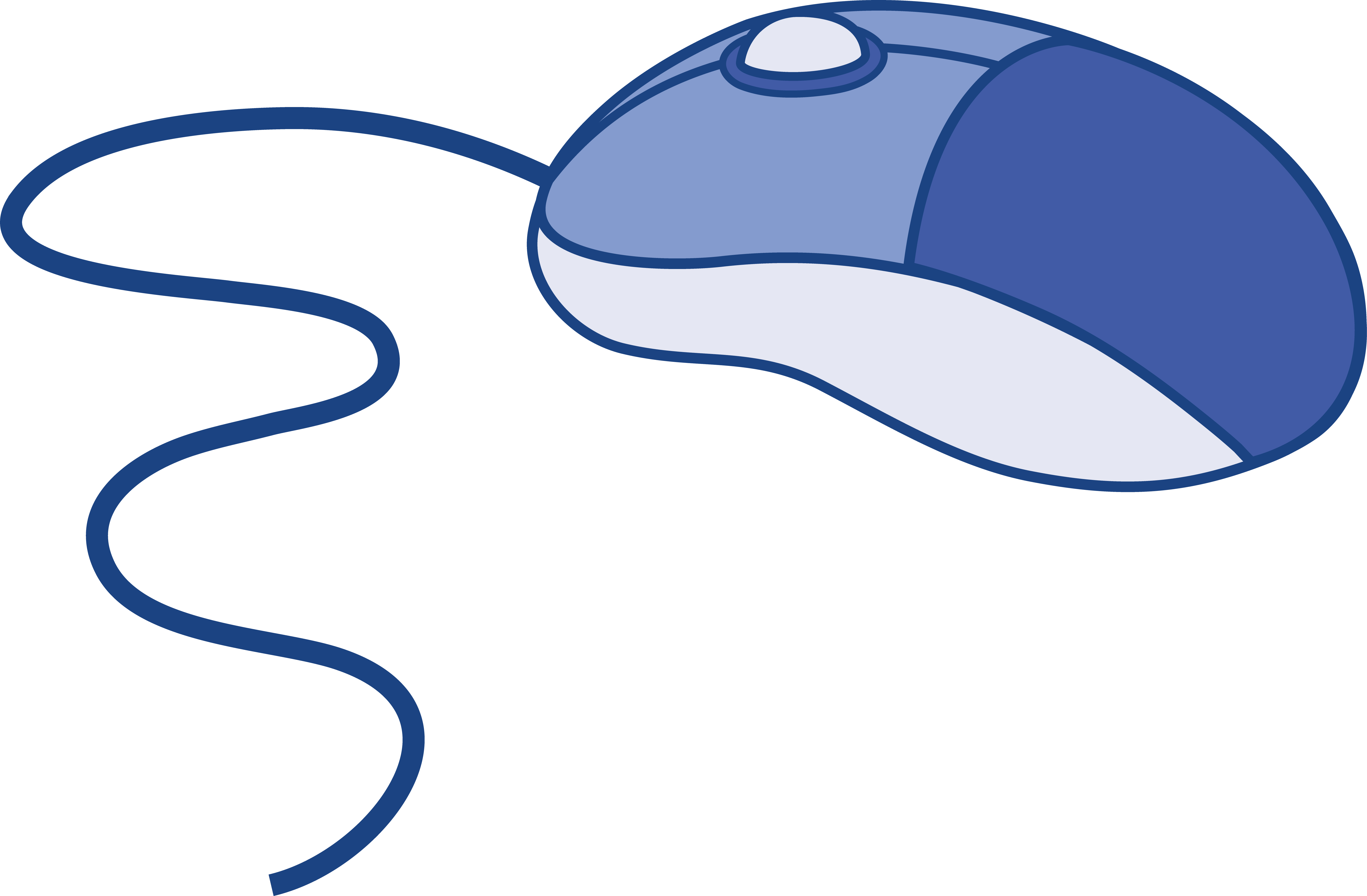 Cartoon Computer Clipart.