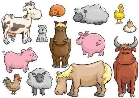 Animals free farm animal clipart 2.