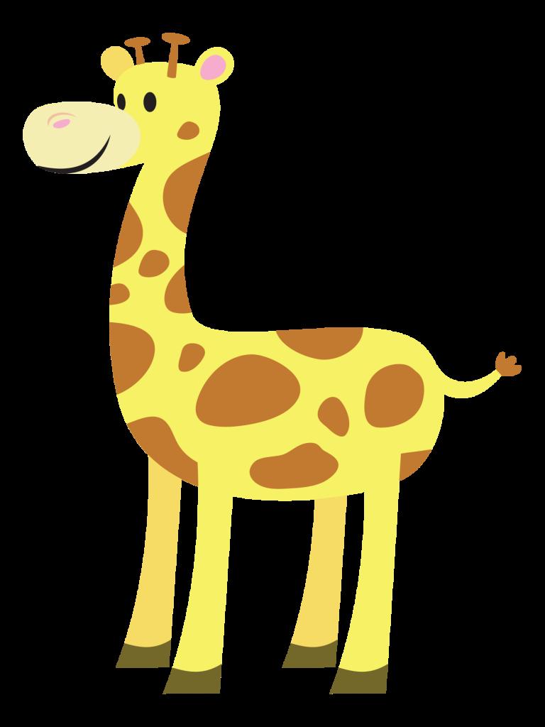 Best Giraffe Clipart #4681.