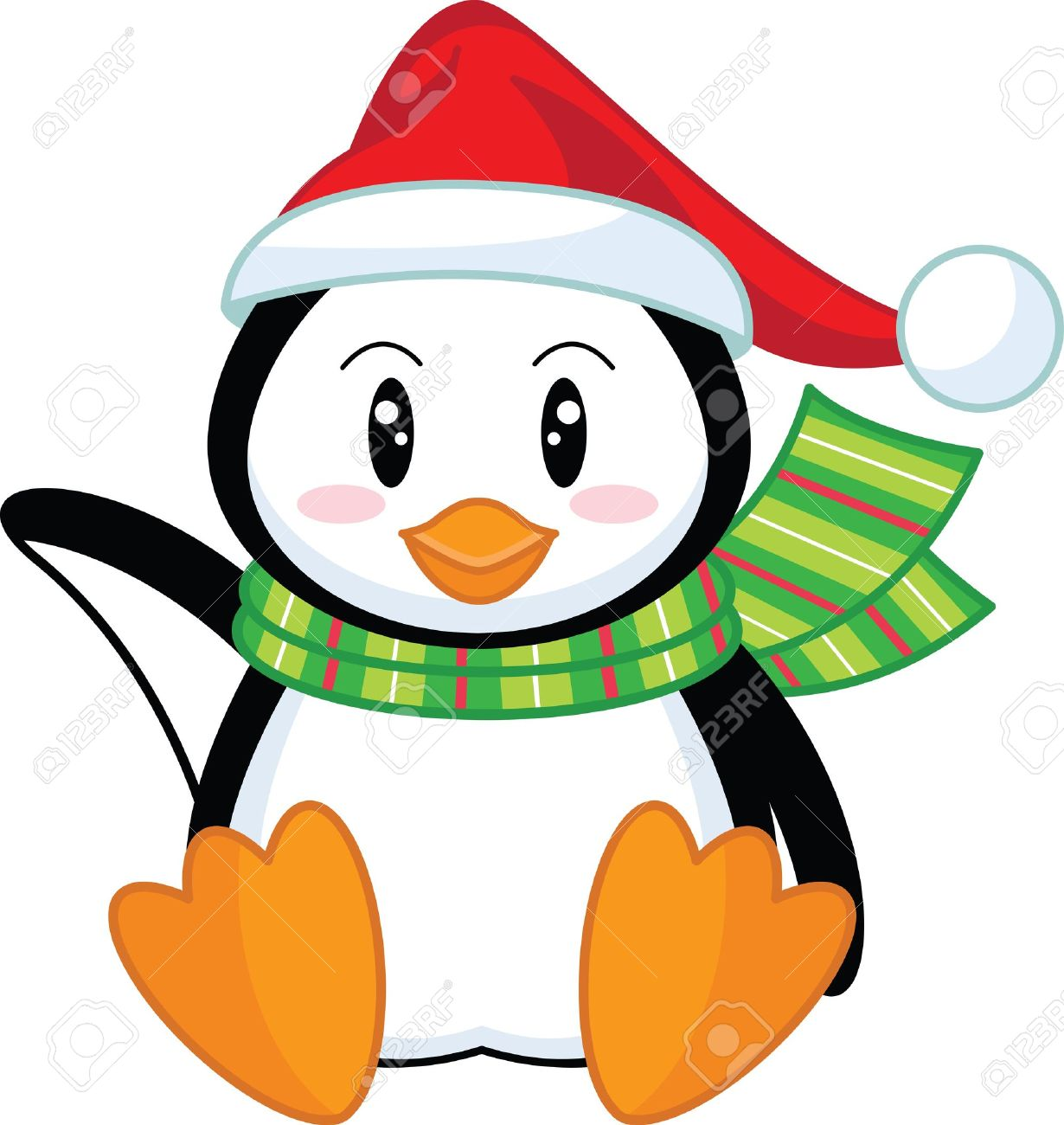 Showing post & media for Cartoon holiday penguin.