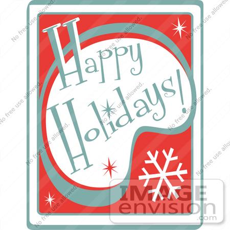 Free Cartoon Holiday Clipart.