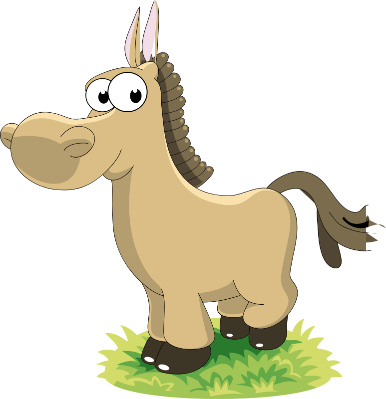 Free to Use & Public Domain Horse Clip Art.