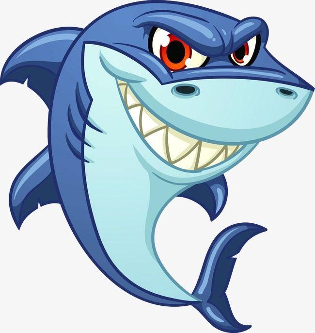 Shark, Shark Clipart, Big Shark, Cartoon Shark PNG.