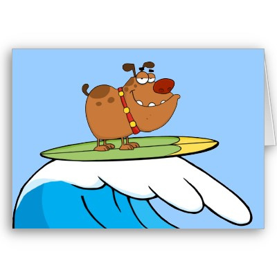 Surfing Cartoon Pictures.