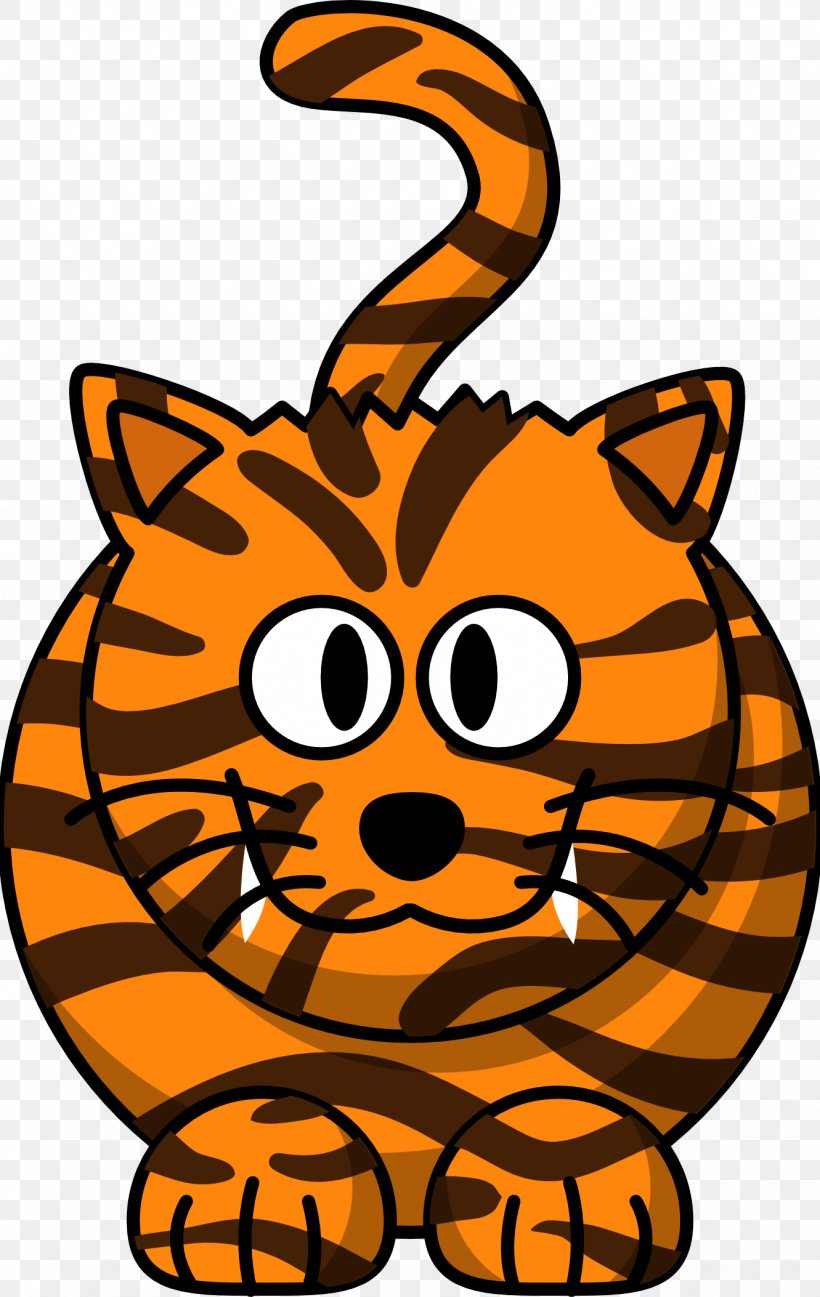 Bengal Tiger Cartoon Drawing Clip Art, PNG, 1331x2106px.