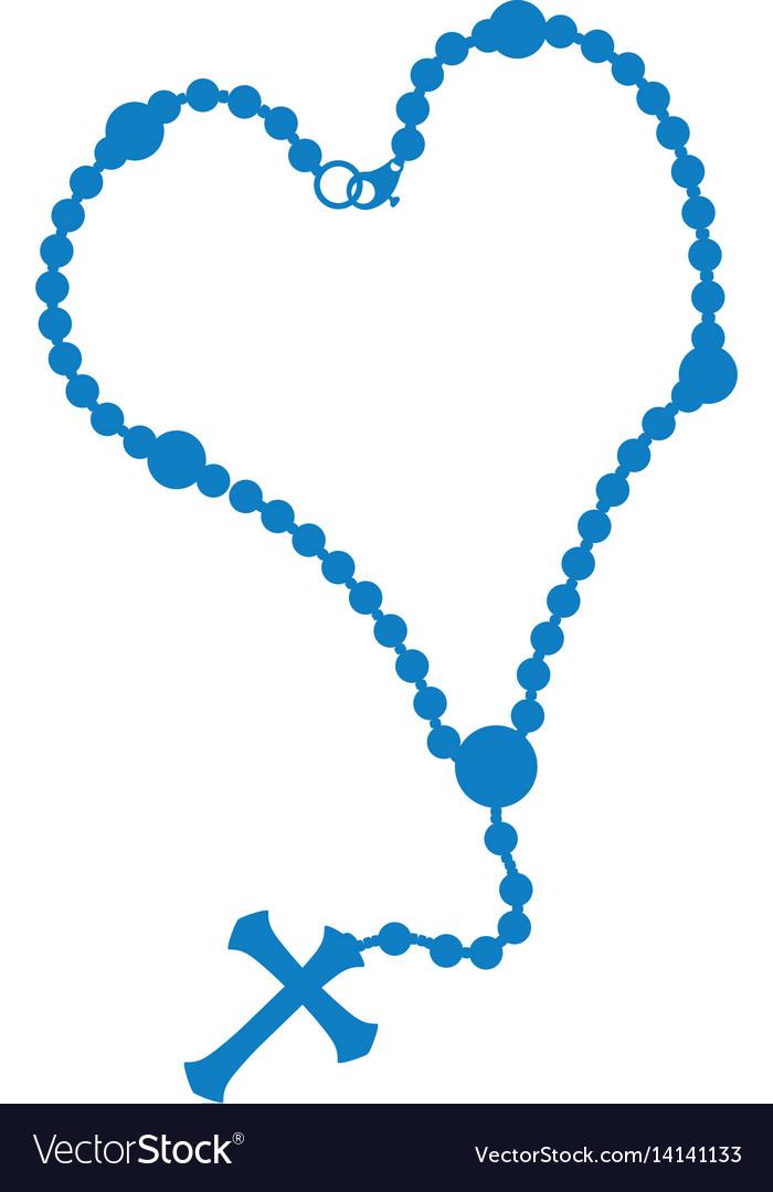 Rosary catholic faith.