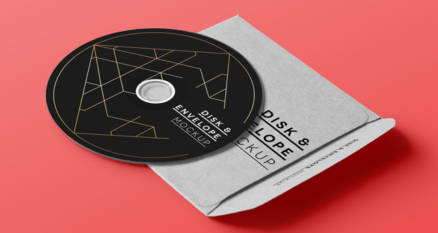 Download 25+ Free PSD CD/DVD Cover Mockups.