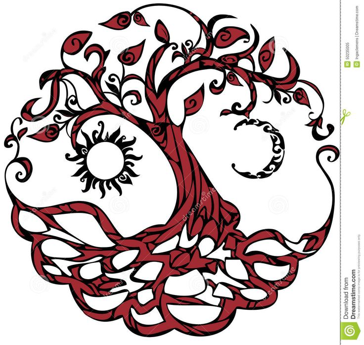 17 Best ideas about Celtic Tree Tattoos on Pinterest.