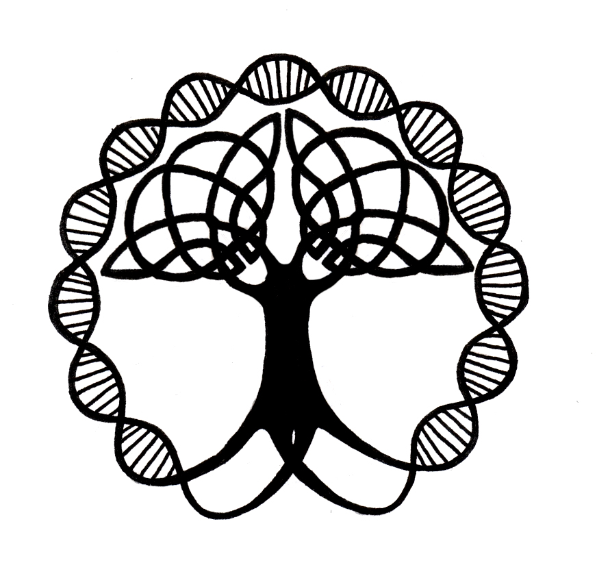 Celtic Tree Free Clipart.