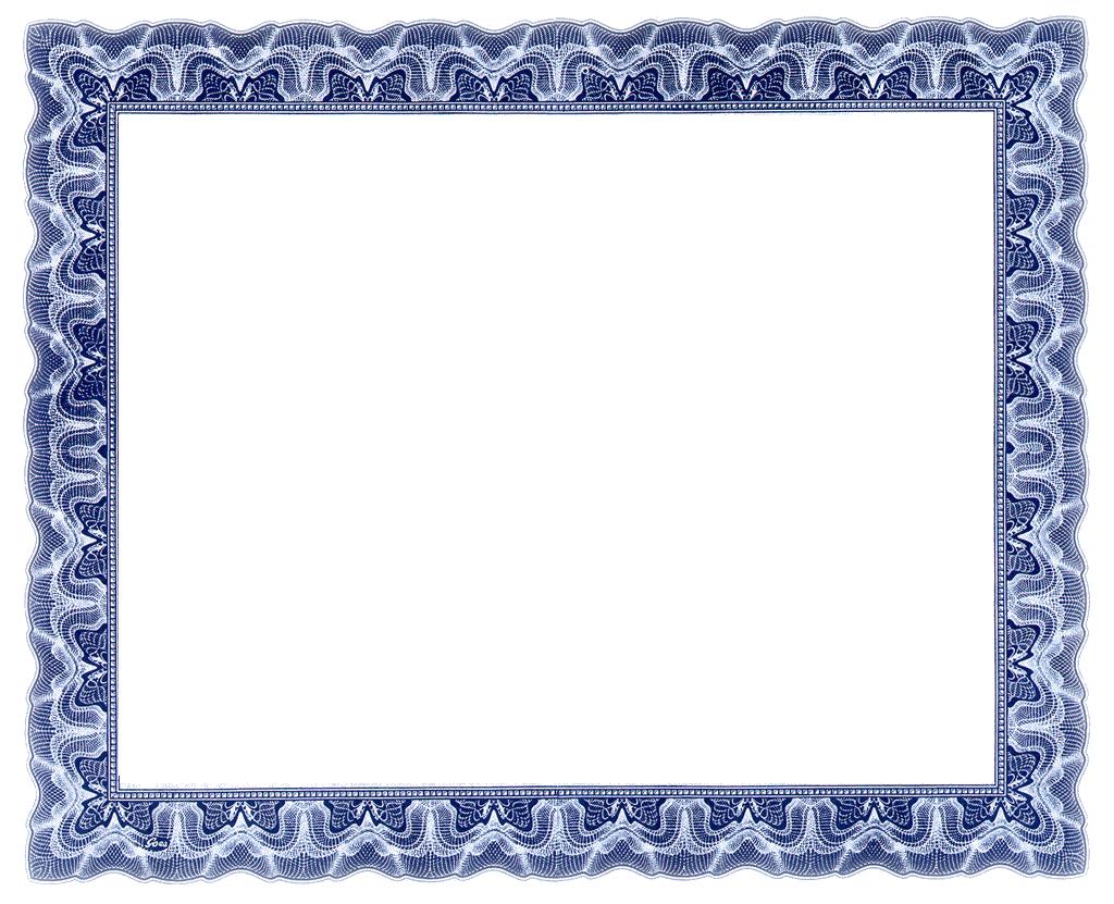 54+ Certificate Border Clip Art.