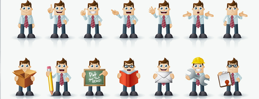 Free Free Vector Characters Clipart and Vector Graphics.