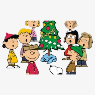 Charlie Brown Christmas Tree Clip Art.