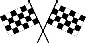 Checkered Flag Clip Art & Look At Clip Art Images.