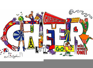 Free Cheering Clipart.