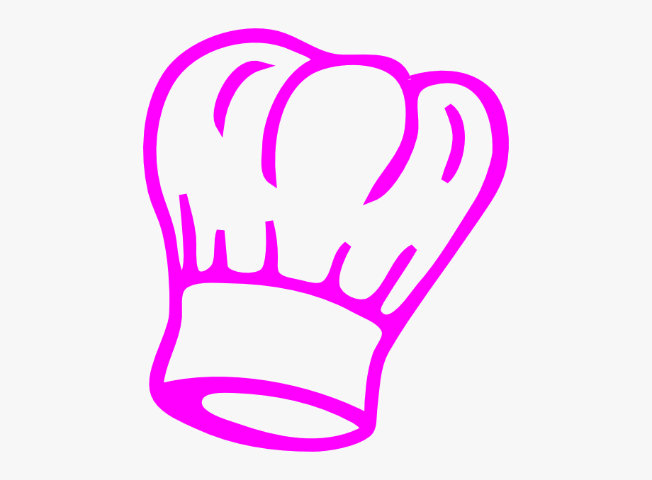 Pink Chef Hat Clip Art At Clker.