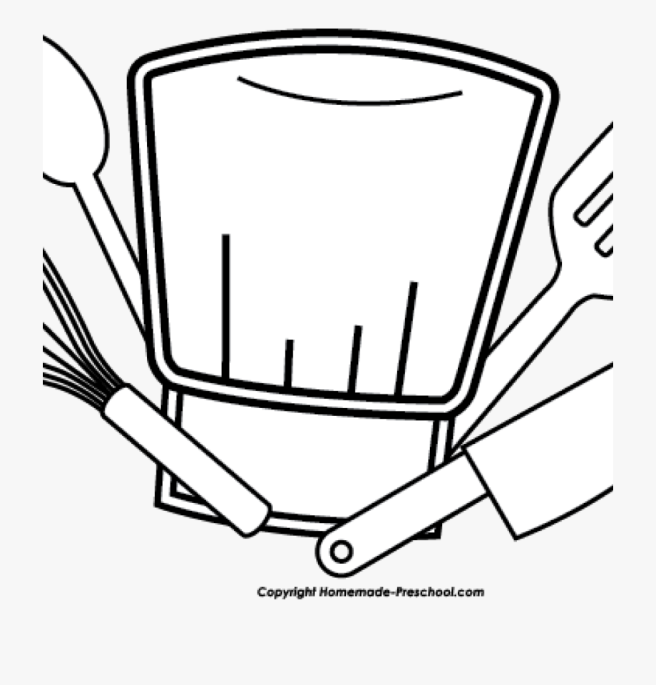 Chef Hat Clipart Transparent.