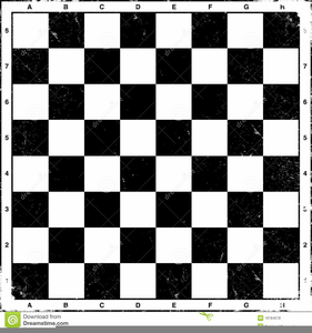 Free Chess Board Clipart.