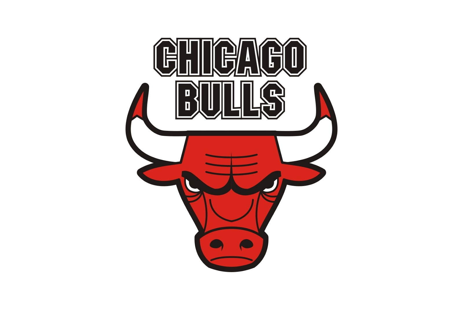 Chicago Bulls Clipart Download.