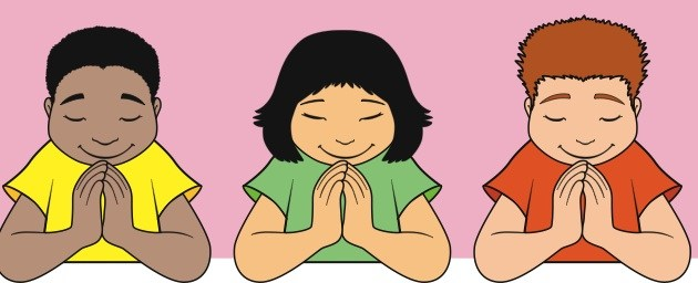 Children praying clipart free 5 » Clipart Portal.