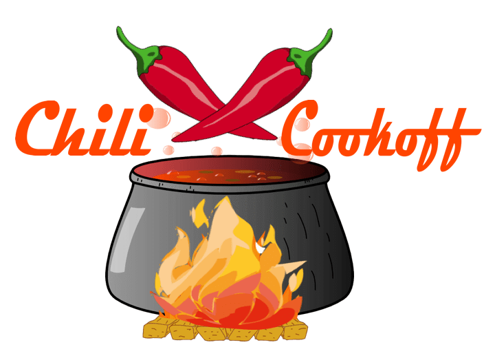 Peppers clipart chili cook off, Peppers chili cook off.