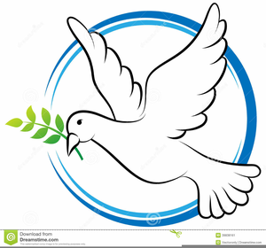 Free Christian Clipart Dove.